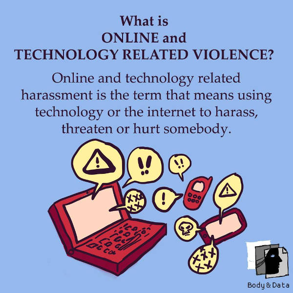 Online gender based violence