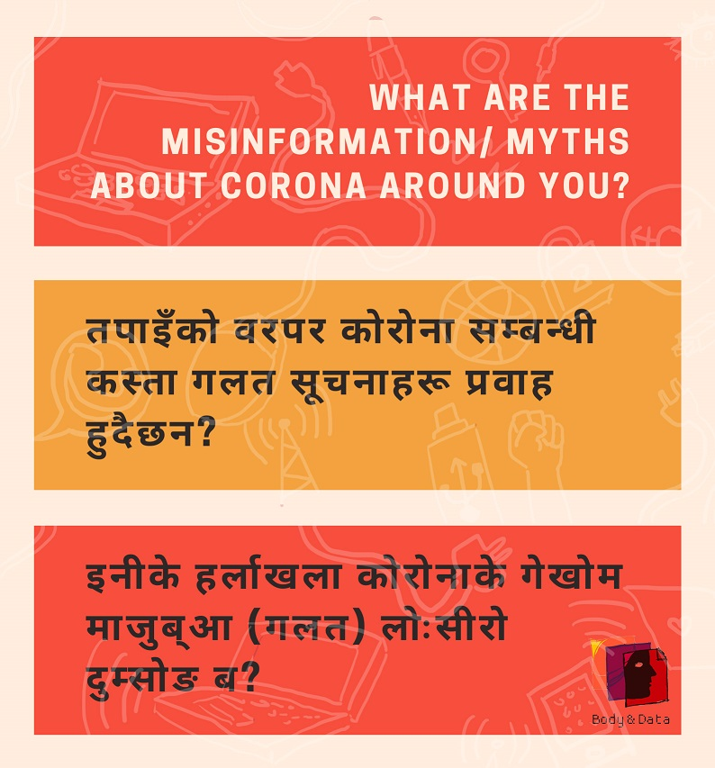 Common myths and misinformation about Corona Virus (COVID-19) in Nepal