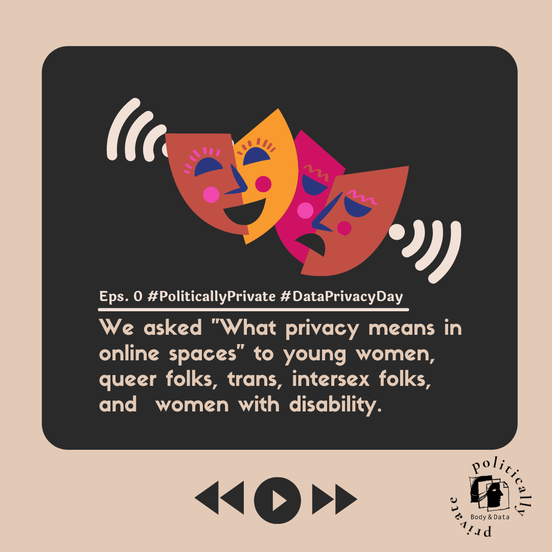Privacy Consultation Findings: What Online and Data Privacy Means to Communities