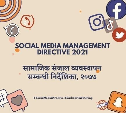 Social Media Management Directive 2021 and Its Problems