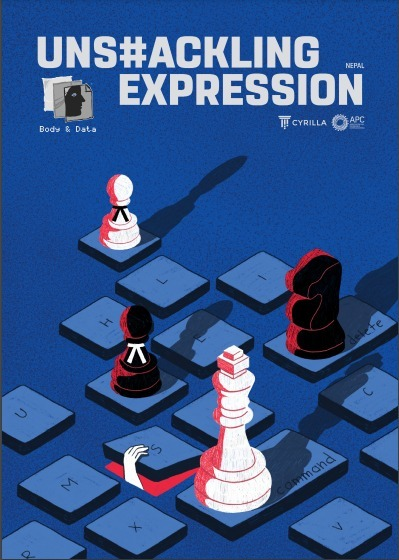 Unshacking Expression: A study on Criminalisation of Freedom of Expression Online in Nepal,
