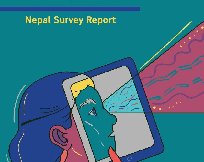 Identities Experiencing Internet: Nepal Survey Report